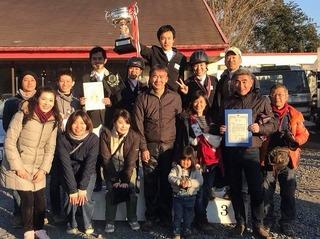 3年ぶり、富士通馬術部が実業団大会で優勝!