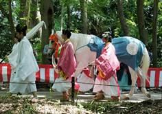 【馬が主役!? 日本のお祭り】