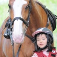 子供と乗馬 =心と身体に馬がくれるもの=
