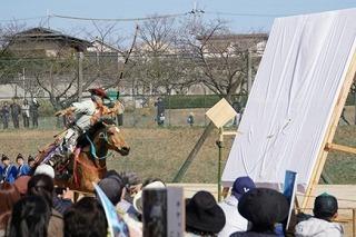美多彌神社(みたみじんじゃ)流鏑馬祭りレポート